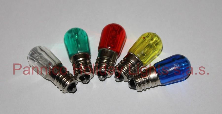 Lampade 3 led for Lampadine a led e14